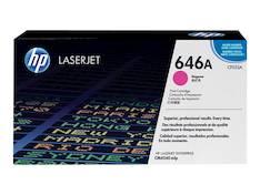 Värikasetti HP 646A CF033A laser - HP laservärikasetit ja rummut - 145385 - 1