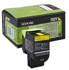 Värikasetti LEXMARK 70C2HY laser - Lexmark laservärikasetit ja rummut - 133485 - 1