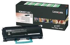 Värikasetti LEXMARK X264H11G laser - Lexmark laservärikasetit ja rummut - 121685 - 1