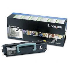 Värikasetti LEXMARK X340H11G laser - Lexmark laservärikasetit ja rummut - 116165 - 1