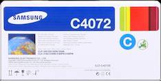 Värikasetti SAMSUNG CLT-C4072S laser - Samsung laservärikasetit ja rummut - 124815 - 2