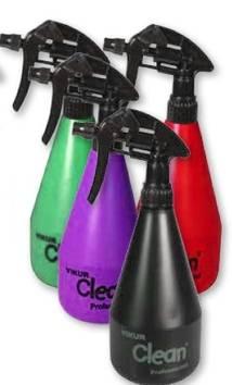 Vikur Clean Suihkepullo, 1 litra - Siivous- ja puhdistusvälineet - 152115 - 1
