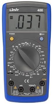 Yleismittari limit 400 - Brändi käsityökalut  - 138665 - 1