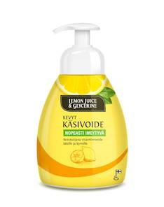 Käsivoide kevyt 250 ml LJG - Kosmetiikka ja pesuaineet - 147056 - 1