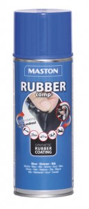 Kumimaalispray RUBBERcomp 400ml - Maalaustarvikkeet - 147716 - 1