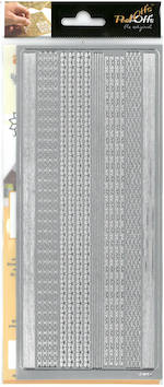 Äariviivatarra köynnöslajitelma - Tarrat ja tarrakirjat - 136026 - 1