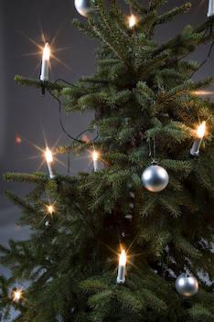 Kuusenkynttiläsarja 16-os.AIRAM - Jouluun valot,koristeet,tekstiilit - 144296 - 1