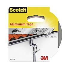Alumiiniteippi SCOTCH 15mx50mm, 4701 - Muut erikoisteipit - 140326 - 1