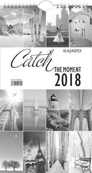 Catch the moment - Ajasto kalenterit - 152626 - 1