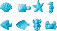Pyyhekumi Sea Life Colourcode - Koululaistarvikkeet - 137136 - 1