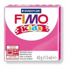 Fimo kids pinkki - Askartelutarvikkeet - 140766 - 1