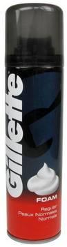Gillette regular partavaahto 200ml - Kosmetiikka ja pesuaineet - 140016 - 1