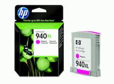 HP 940XL C4908AE mustesuihku - HP mustesuihkuväripatruunat - 120776 - 1