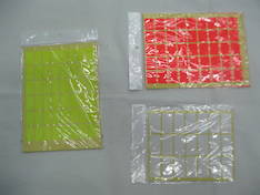 Hintalappu shokki 10 arkkia - Etiketit-, tulostuskortit ja tarrakalvot - 139786 - 1