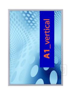 Julistekehys A4/20mm kääntökehys - Esitetelineet ja tarvikkeet - 129616 - 1