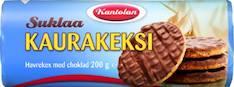 KEKSI Kantolan suklaakaura 200 g - Keksit ja korput - 130666 - 1