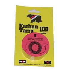 Karhuntarra 100palaa 25mmx2m - Kaksipuoleiset teipit ja kiinnitystarrat - 104556 - 1