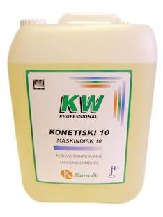 Konetiskiaine 10 13kg KW - Pesu- ja puhdistusaineet - 129576 - 1