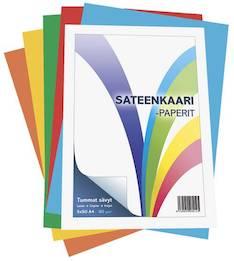Kopiopaperi IMAGE A4/80g - Värilliset kopiopaperit - 118236 - 1