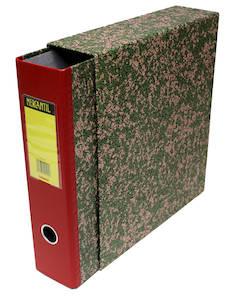 Kotelomappi MERCANTIL A4/8cm+kotelo - Kotelomapit - 102896 - 1