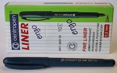 Kuitukärkikynä 0,3mm Centropen Fine - Kuitukärkikynät - 130586 - 1