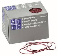 Kumirengas 1,5mmx65mm 0,5kg/pkt ALCO - Kumirenkaat - 130026 - 1