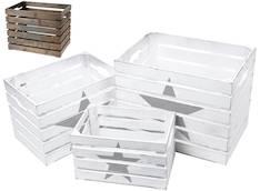 Laatikko 37x25x24.5cm - Säilytyslaatikot ja -korit  - 135686 - 1