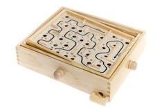 Labyrintti puinen - Lelut - 144406 - 1
