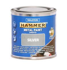 Maali hammer sileä 250ml - Maalaustarvikkeet - 136376 - 1