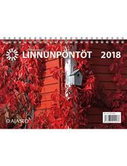 Linnunpöntöt miniseinäkalenteri - Ajasto kalenterit - 153216 - 1