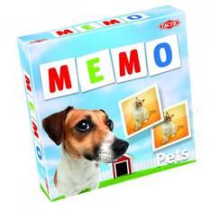 Memo Pets (multi) - Pelit Nelostuote - 153596 - 1