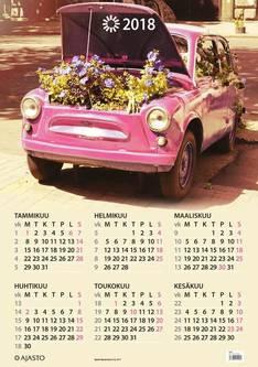 Midi - Ajasto kalenterit - 152646 - 1