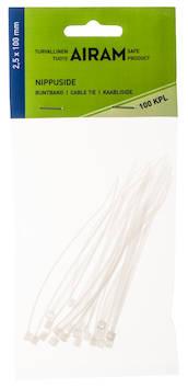 Nippuside 2,5x100mm - Ruuvit ja kiinnitys - 145896 - 1