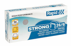 Nitomaniiti RAPID 26/6 Strong - Nitomanastat ja kasetit - 103976 - 1