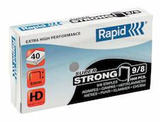 Nitomaniitti RAPID 9/8 Super Strong - Nitomanastat ja kasetit - 103966 - 1