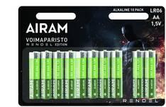 Paristo Airam LR6 AA alkaline Rendel - Paristot - 153946 - 1