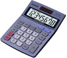 Pöytälaskin CASIO MS-80VERII - Pöytälaskimet - 108996 - 1