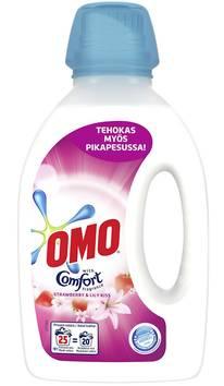 Pyykinpesuneste 1L OMO - Kodin pesuaineet - 154186 - 1