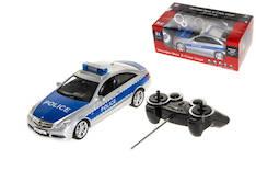 R/c poliisiauto mercedes benz 1:16 - Lelut - 143696 - 1