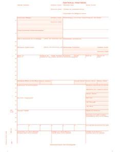 Rahtikirja 4-os setti EAN-koodilla yleis - Postimaksuetiketit ja rahtikirjat - 102246 - 1