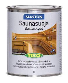 Saunasuoja tixo 1l - Maalaustarvikkeet - 136396 - 1