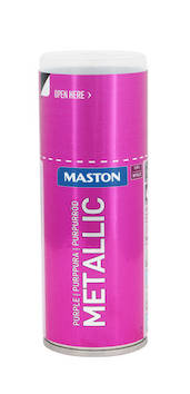 Spraymaali Metallic 150ml - Maalaustarvikkeet - 147776 - 1