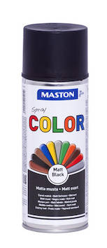 Spraymaali color 400ml - Maalaustarvikkeet - 136256 - 1
