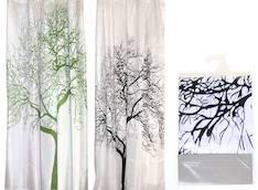 Suihkuverho puu-kuvio lajitelma - Verhot ja verhotarvikkeet - 135136 - 1