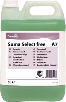 Suma Select Free A7 - Pesu- ja puhdistusaineet - 152156 - 1