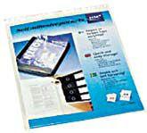 Tarratasku A4 HSK PVC - Muut taskut - 130736 - 1