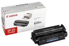 Värikasetti CANON EP-25 laser - Canon laservärikasetit - 125096 - 1