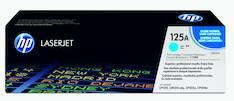 Värikasetti HP 125A CB541A laser - HP laservärikasetit ja rummut - 118296 - 1