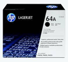 Värikasetti HP 64A CC364A  laser - HP laservärikasetit ja rummut - 125876 - 1