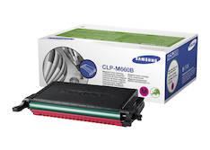 Värikasetti SAMSUNG CLP-M660B laser - Samsung laservärikasetit ja rummut - 119886 - 1